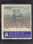 Stamps Switzerland -  SILLA DE DISEÑO