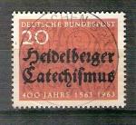 Sellos de Europa - Alemania -  Catecismo de Heidelberg Y268
