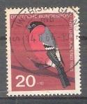 sello : Europa : Alemania : RESERVADO MIGUEL Pro JUventud Pajáros Y275