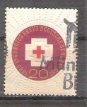 Sellos de Europa - Alemania -  RESERVADO CHALSCruz Roja Y272