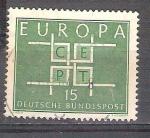 sello : Europa : Alemania : RESERVADO CHALS CEPT-Europa Y278