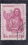 Stamps : Europe : Switzerland :  ST MATTHAEUS