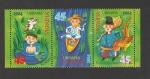 Stamps Ukraine -  Kogitoroshek