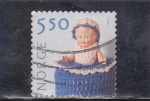 Stamps Norway -  MUÑECA