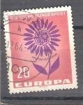 Sellos de Europa - Alemania -  CEPT-Europa Y314