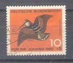 Sellos de Europa - Alemania -  RESERVADO Pro Juventud Pajáros Y330