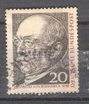 Sellos de Europa - Alemania -  Otto von Bismark Y334