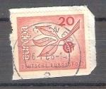 Sellos de Europa - Alemania -  CEPT -Europa Y351