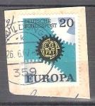 Sellos de Europa - Alemania -  CEPT -Europa Y398