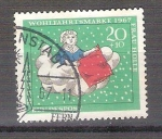 Stamps Germany -  Pro Beneficencia Cuentos Madre Nieve Y404