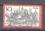 Sellos de Europa - Alemania -  Turismo Nuremberg Y542