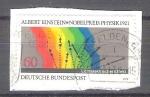 Stamps Germany -  Ganadores Alemanes del Premio Nobel Y865