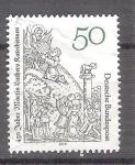 sello : Europa : Alemania : RESERVADO CHALS Catecismo de Lutero Y862