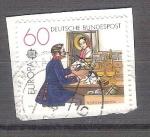Sellos de Europa - Alemania -  Europa Servicio Filatelico Y856