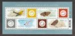 Sellos de America - Canadá -  Mariposa Damier de Taylor