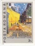 Stamps Romania -  PINTURA- DE VAN GOGH