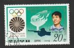de Asia - Corea del norte -  1501 Q - Li Ho Jun, tiro, Medalla de oro en las Olimpiadas de Munich 1972