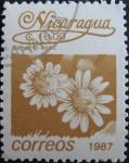 Sellos del Mundo : America : Nicaragua : Flower