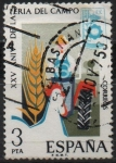 Stamps Europe - Spain -  XXV Aniversario d´l´feria dl Campo