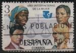 Stamps Europe - Spain -  Año internacional d´l´Mujer