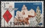 Stamps Europe - Spain -  Santuario d´Santa Maria d´l´Cabeza