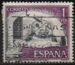 Stamps Europe - Spain -  Prision d´Cervantes  Argamasilla d´Alba