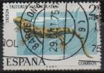 sellos de Europa - España -  Triton