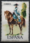 Stamps Europe - Spain -  Regimiento d´Montesa
