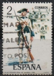 Stamps Europe - Spain -  Fusilero dl Regimiento d´Asturias