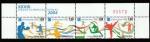 Stamps Costa Rica -  Olimpiadas Atenas 2004