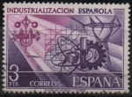 Stamps Spain -  Industrilizacion Española