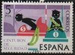 de Europa - España -  Seguridad Vial