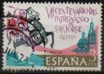 de Europa - España -  VII centenario d´l´aparicion d´San Jorge en Alcoy