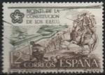 de Europa - España -  Bicentenario d´l´Independencia d´l´Estados Unidos