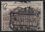 Stamps Spain -  LXIII Comferencia d´l´Union Interparlamentaria