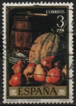 Stamps Spain -  Luis Eugenio Mendez