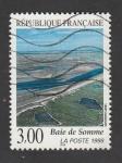 Stamps France -  Bahía del Somme