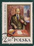 Stamps Poland -  Personaje