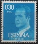 Stamps Europe - Spain -  Juan Carlos I