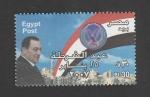 Stamps Egypt -  Día de la policía