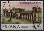 Sellos de Europa - España -  Hispanidad d´Guatemala.
