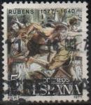 de Europa - España -  Centauros y Lapitas
