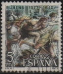 Sellos del Mundo : Europa : España : Centauros y Lapitas