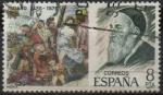 Stamps Spain -  Tiziano Vecelio
