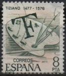 de Europa - España -  Tiziano Vecelio