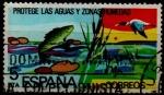 Stamps Spain -  Protecion d´l´naturaleza