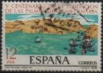 de Europa - España -  V centenario d´l´Fundacion d´L´Palmas d´Gran Canaria