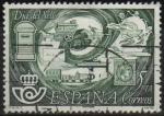 de Europa - España -  Dia Mudial del Sello 1978