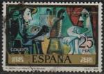 de Europa - España -  El Pintor y La Modelo
