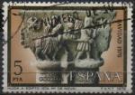 Stamps Spain -  Navidad Huida a Egipto